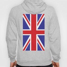 British Flag Hoody