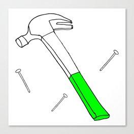 A handyman's favourite tool - DIY Canvas Print
