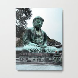 For You Buddha (Japan) Metal Print