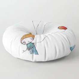 Balloonessa Floor Pillow