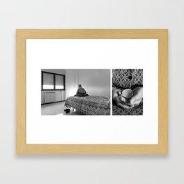 Intimitudini #24 Framed Art Print