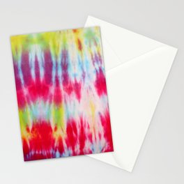 Tie Dye 011 Stationery Cards