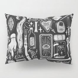 BLACK MAGIC Pillow Sham