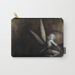 Fairy and Mushroom Carry-All Pouch