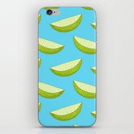 Oh-Woah-Oh, Sweet Wedge O' Lime! iPhone Skin