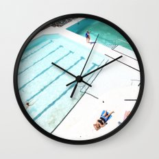 All Angles Wall Clock