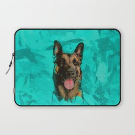 Malinois - Belgian shepherd -Mechelaar -Maligator Laptop Sleeve