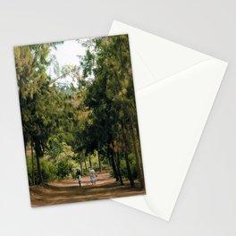 Walking Dada Stationery Cards