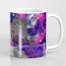 Space Castle Coffee Mug
