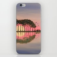 guitar iPhone & iPod Skins featuring Guitar by OLHADARCHUK