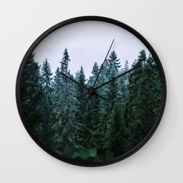 Firs CVEL Wall Clock
