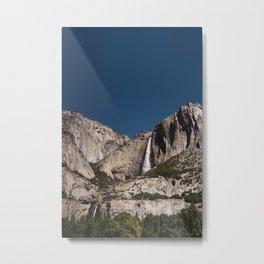 Yosemite Falls VII Metal Print