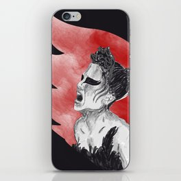 Black Swan III iPhone Skin