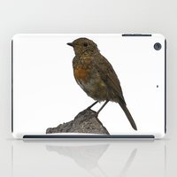 birdy iPad Cases featuring Birdy by Robin Graham