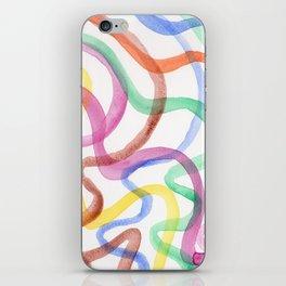 Kaleidoscope I iPhone Skin