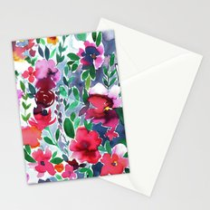 Evie Floral Stationery Cards