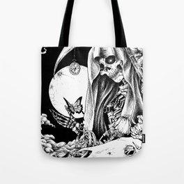 GOD OF DEATH Tote Bag