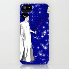 Queen of Swords iPhone Case