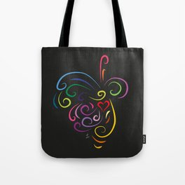 The butterfly - The heart of Esperanza Tote Bag