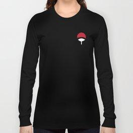 Uchiha Clan Logo Long Sleeve T-shirt