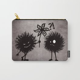 Kind Evil Bugs Carry-All Pouch