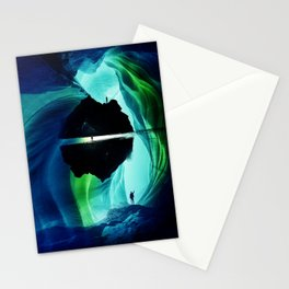 Can`n let you go Stationery Cards