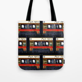 Retro classic vintage gold mix cassette tape Tote Bag