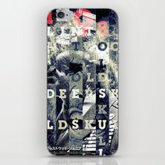 Grandpa Cowboy iPhone & iPod Skin