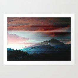 COV00 - NOSTALGIA FUEL Art Print
