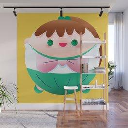 Too Much Candy Series - Sailer Jupiter Wall Mural