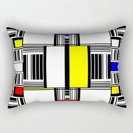 Rachna Bauhaus 1 Rectangular Pillow