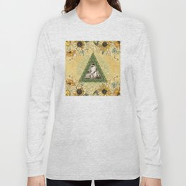 collage vintage Long Sleeve T-shirt