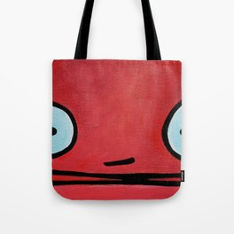 Robot - My Heart Says Yes Tote Bag