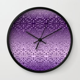 Baroque Style Inspiration G155 Wall Clock