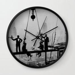 SKY & DINE Wall Clock