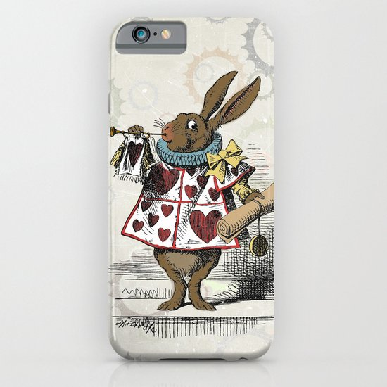 The Hare iPhone & iPod Case