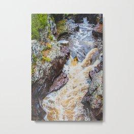 Temperance River State Park, Minnesota 9 Metal Print
