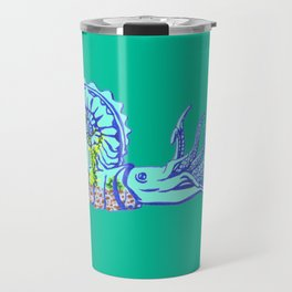 Ammonite Terrarium Travel Mug