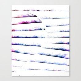 α White Crateris Canvas Print