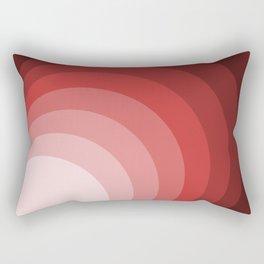 Circles Ar Rectangular Pillow