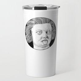 Costanza's Tongue Travel Mug