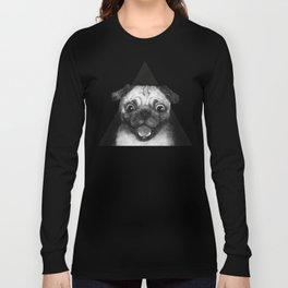 Snuggle pug Long Sleeve T-shirt