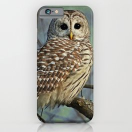 Woodland Goddess iPhone Case