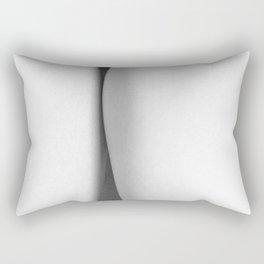 Two Women. Minimalist hug Rectangular Pillow