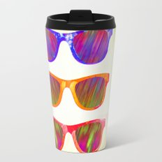 Sunglasses In Paradise Travel Mug