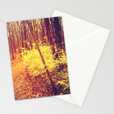 The Golden Hour Stationery Cards