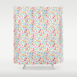 Indy Bloom Flora Jane Shower Curtain