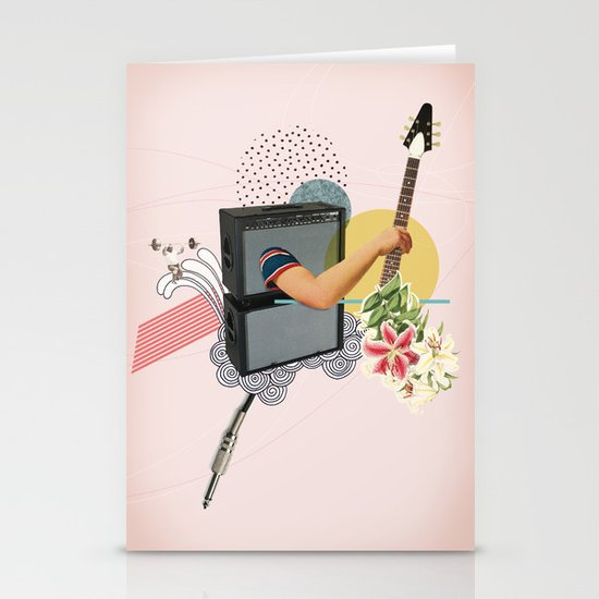 UNTITLED #2 Stationery Cards