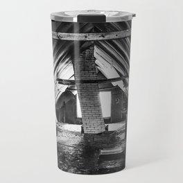 Chimneys of Pooley Place Travel Mug
