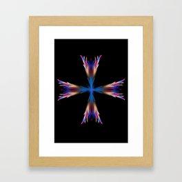 Equilibrum Framed Art Print